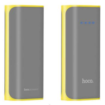 Power Bank Hoco B21 Tiny Concave Pattern 5200 mah