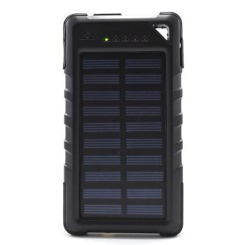 Портативна батарея Power Bank Solar SOL-4 12000 mAh