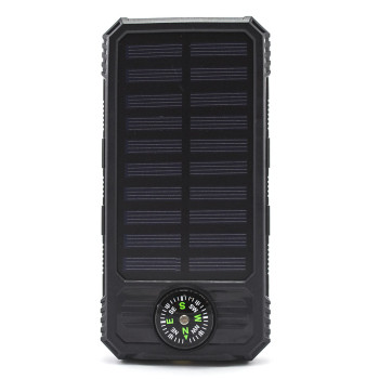 Портативна батарея Power Bank Solar SOL-5 15000 mAh