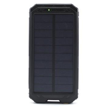 Портативна батарея Power Bank Solar SOL-7 15000 mAh