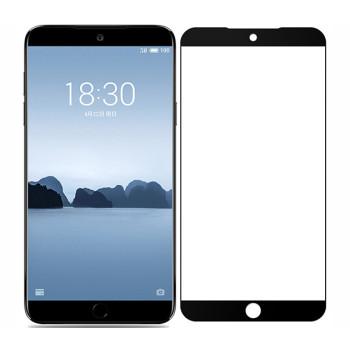 Защитное стекло Full Screen Tempered Glass для Meizu 15 Plus