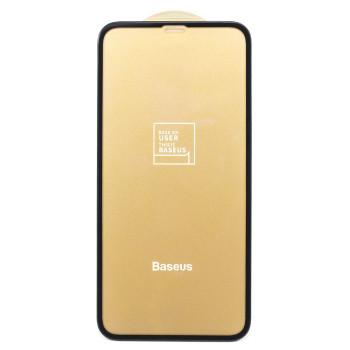 Защитное стекло Baseus 3D Arc-surface для APPLE iPhone XR, Black