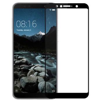 Закаленное защитное стекло Full Screen Tempered Glass для Asus ZenFone Max Pro (M1) ZB601KL / ZB602KL Black