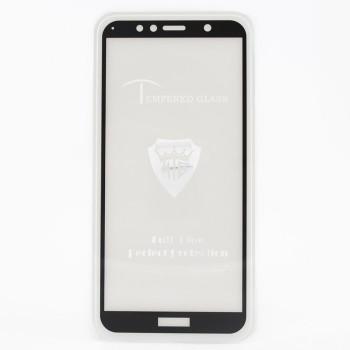 Захисне скло Full Screen Full Glue 5D Tempered Glass HUAWEI Y6 Prime 2018