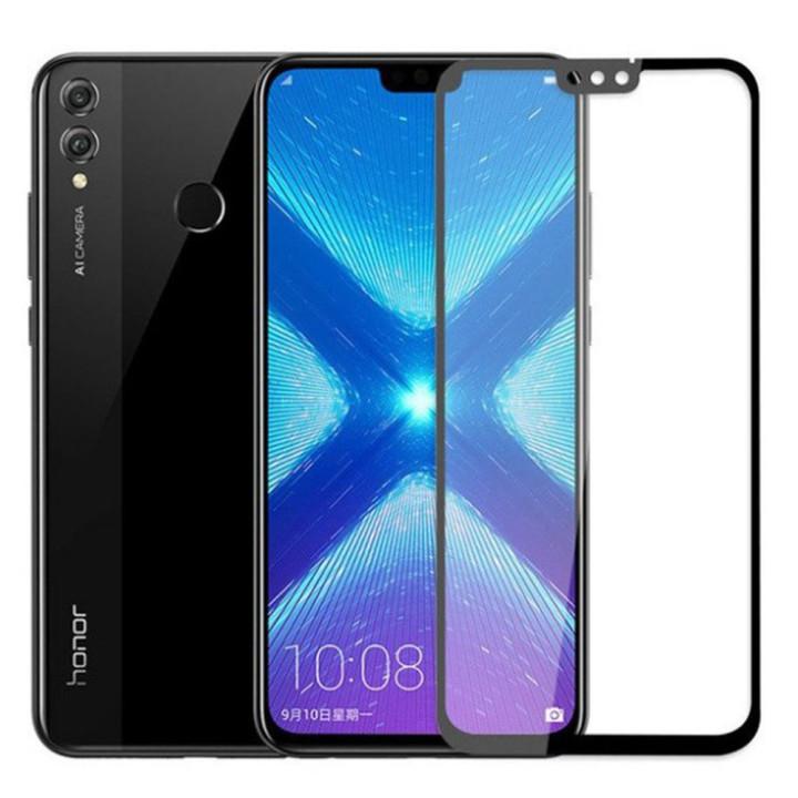 Закаленное защитное стекло Full Screen для Huawei Honor 8X