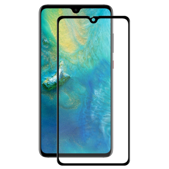 Закаленное защитное стекло Full Screen для Huawei Mate 20