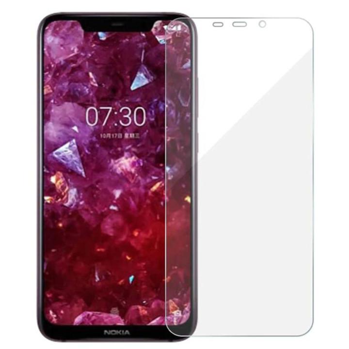 Защитное стекло Tempered Glass 0,3мм для Nokia 7.1 Plus/ Nokia X7