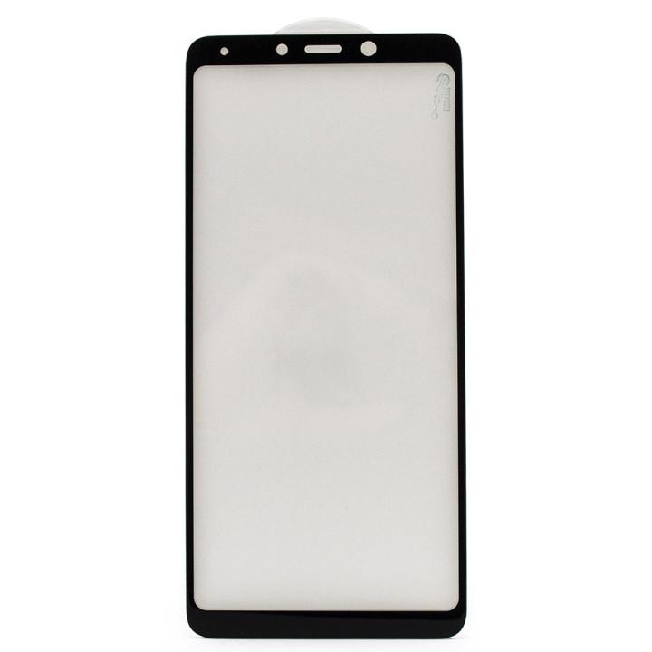 Защитное стекло Full Screen Full Glue 6D Tempered Glass для Samsung Galaxy A9 2018 (A920), Black