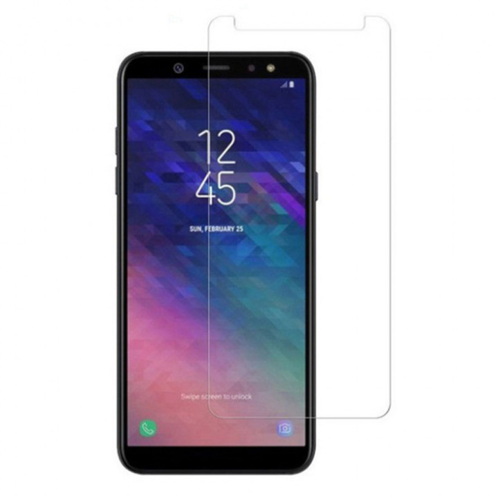 Защитное стекло Tempered Glass 0,3мм для Samsung Galaxy J4 Plus (2018) / Samsung Galaxy J6 Plus (2018)