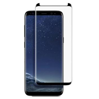 Защитное стекло Full Screen Full Glue 5D Tempered Glass для Samsung Galaxy G965 S9 Plus, Black