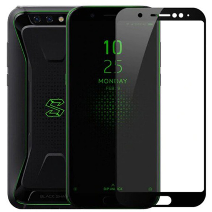 Защитное стекло 2.5D Full Screen Tempered Glass для Xiaomi Black Shark