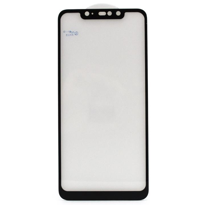 Защитное стекло Full Screen Full Glue 6D Tempered Glass для Xiaomi Note 6 / Note 6 Pro, Black