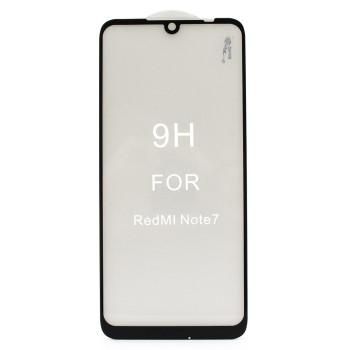 Защитное стекло Full Screen Full Glue 5D Tempered Glass для Xiaomi Redmi Note 7, Black