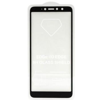 Защитное стекло Full Screen Full Glue 2,5D Tempered Glass для Xiaomi Redmi S2, Black