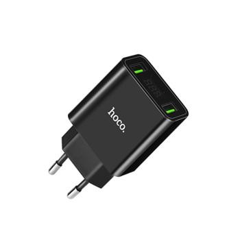 Сетевое зарядное устройство HOCO C25A 2USB 2.2A
