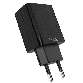 Мережевий зарядний пристрій Hoco C51A 2USB 3.4A