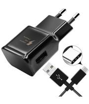 Сетевое зарядное устройство Samsung S8 EP-TA20EWE Type-C 2.0A Fast charger