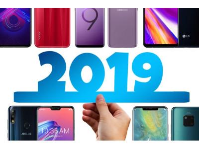Топ 10 самых ожидаемых смартфонов 2019 года