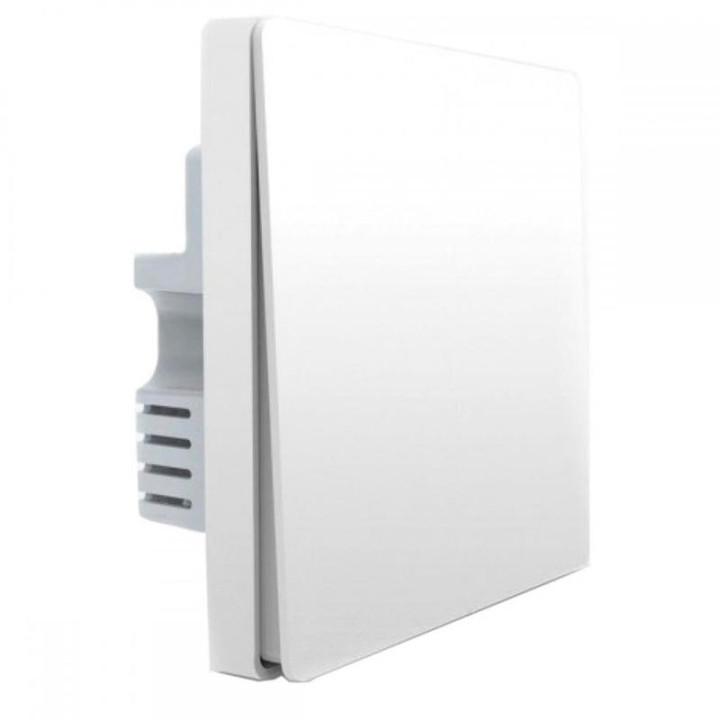 Бездротовий вимикач Xiaomi Aqara Smart Light Switch (WXKG03LM) White