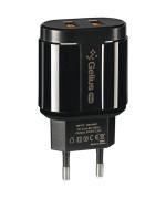 Сетевое зарядное устройство Gelius Pro Avangard GP-HC06 2USB 2.4A Black