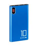 Портативна батарея Power Bank Gelius Pro CoolMini GP-PB10-005m 10000mAh 2.1A Blue