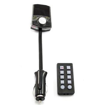 Автомобильный FM-модулятор (трансмиттер) MHZ 581, Black