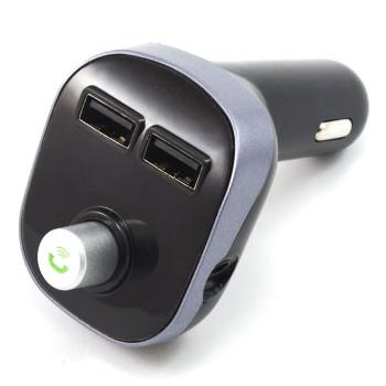 Автомобільний FM-модулятор (трансмітер) MHZ X15, Black