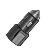 Автомобильное зарядное устройство Hoco Z33, 3,1А, 2 USB, Safety Hammer