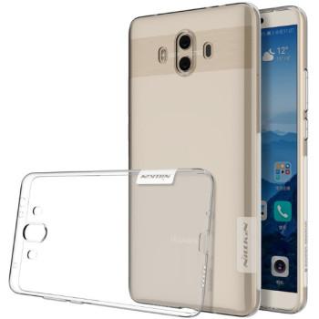 Прозорий силіконовий чохол Nillkin Nature для Huawei Mate 10 clear white