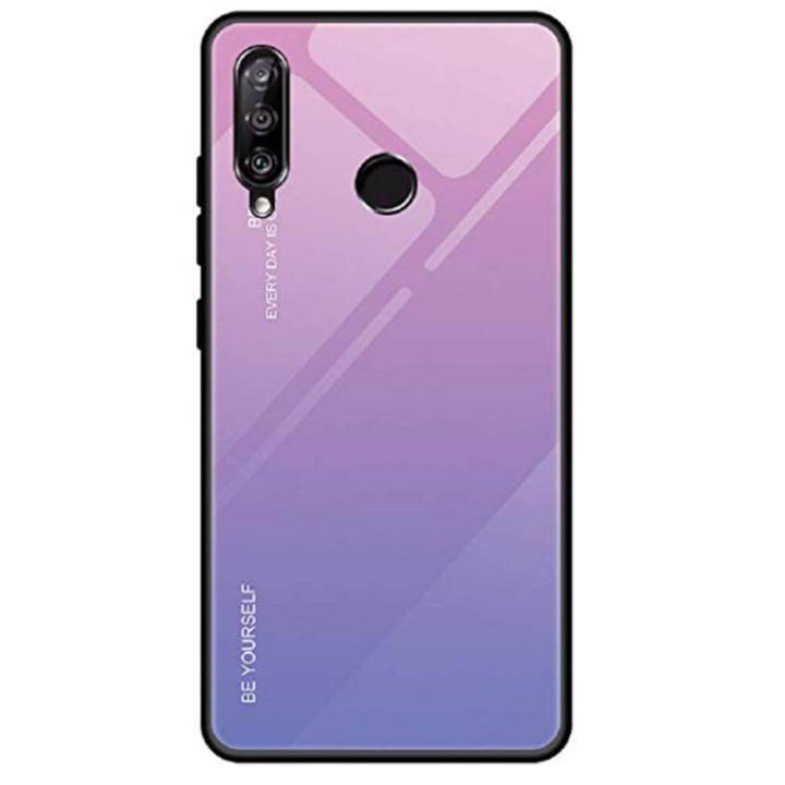 Чохол-накладка Gradient Beyourself Glass для Huawei Honor 10i / P Smart Plus 2019