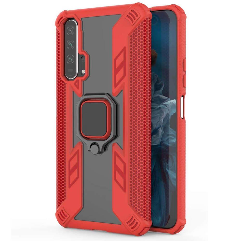 Чехол Ricco Predator для Huawei Honor 20 Pro красный