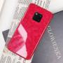Чехол Marble Glass Case для Huawei Mate 20 Pro