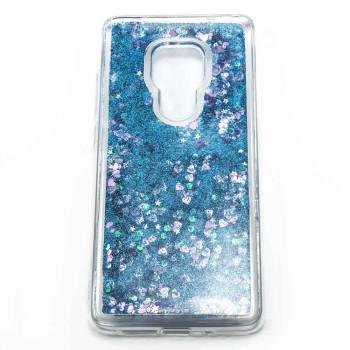 Силиконовый чехол накладка Epik Bling Sand Case для Huawei Mate 20