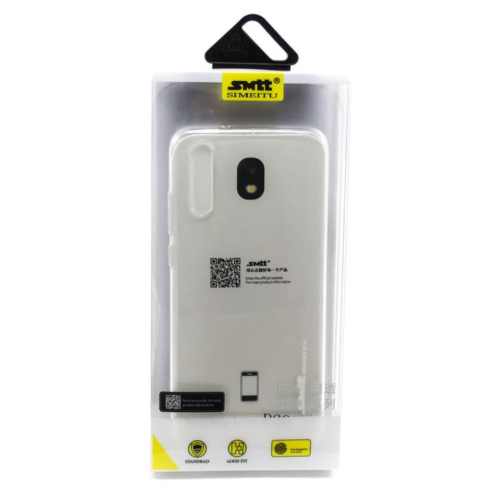 Защитный чехол SMTT Simeitu для Huawei P20 (Прозрачный)
