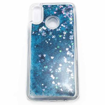 Силиконовый чехол накладка Epik Bling Sand Case для Huawei P Smart Plus / Nova 3i