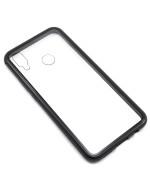 Накладка бампер магнит Metal Frame для Huawei P Smart Plus / Nova 3i, Black