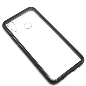 Накладка бампер магніт Metal Frame для Huawei P Smart Plus / Nova 3i, Black