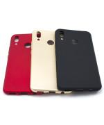 Силиконовый матовый чехол накладка ROCK для Huawei P Smart Plus (Nova 3i)