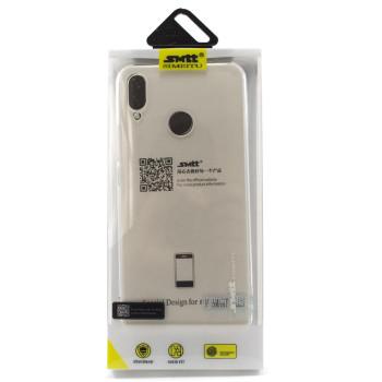 Прозрачный защитный чехол SMTT Simeitu для Huawei P Smart + (Plus)/ Huawei Nova 3i
