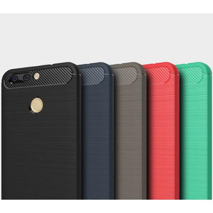 Чехол накладка Polished Carbon для Huawei Nova 2 Plus