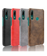 Кожаный чехол накладка Epik для Huawei P Smart Z, Y9 2019 Prime