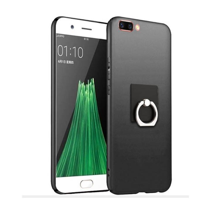 Силиконовый чехол с кольцом для Huawei P10