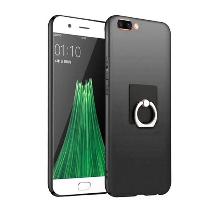 Силиконовый чехол с кольцом для Huawei P10 Plus