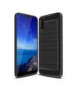 Чехол накладка Polished Carbon для Huawei P20