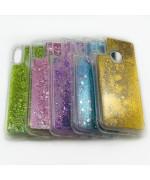 Силіконовий чохол-накладка Epik Bling Sand Case для Huawei P20 Lite