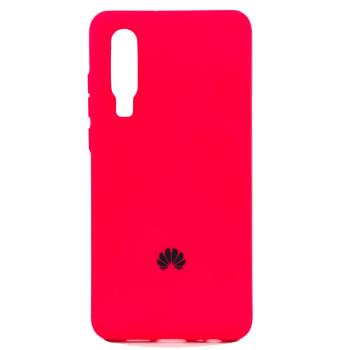 Чехол-накладка New Silicone Case для Huawei P30