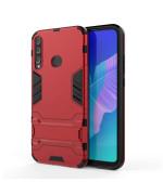 Чехол - накладка Iron Man для Huawei P40 Lite E / Y7p
