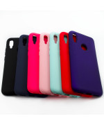 Чехол-накладка New Silicone Case для Huawei Y6 2019 / Y6s 2019 / Honor 8A 2020