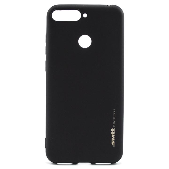 Захисний чохол SMTT Simeitu для Huawei Y6 Prime 2018, Black