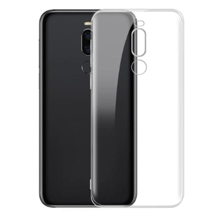 Прозорий силіконовий чохол Slim Premium для Meizu Note 8